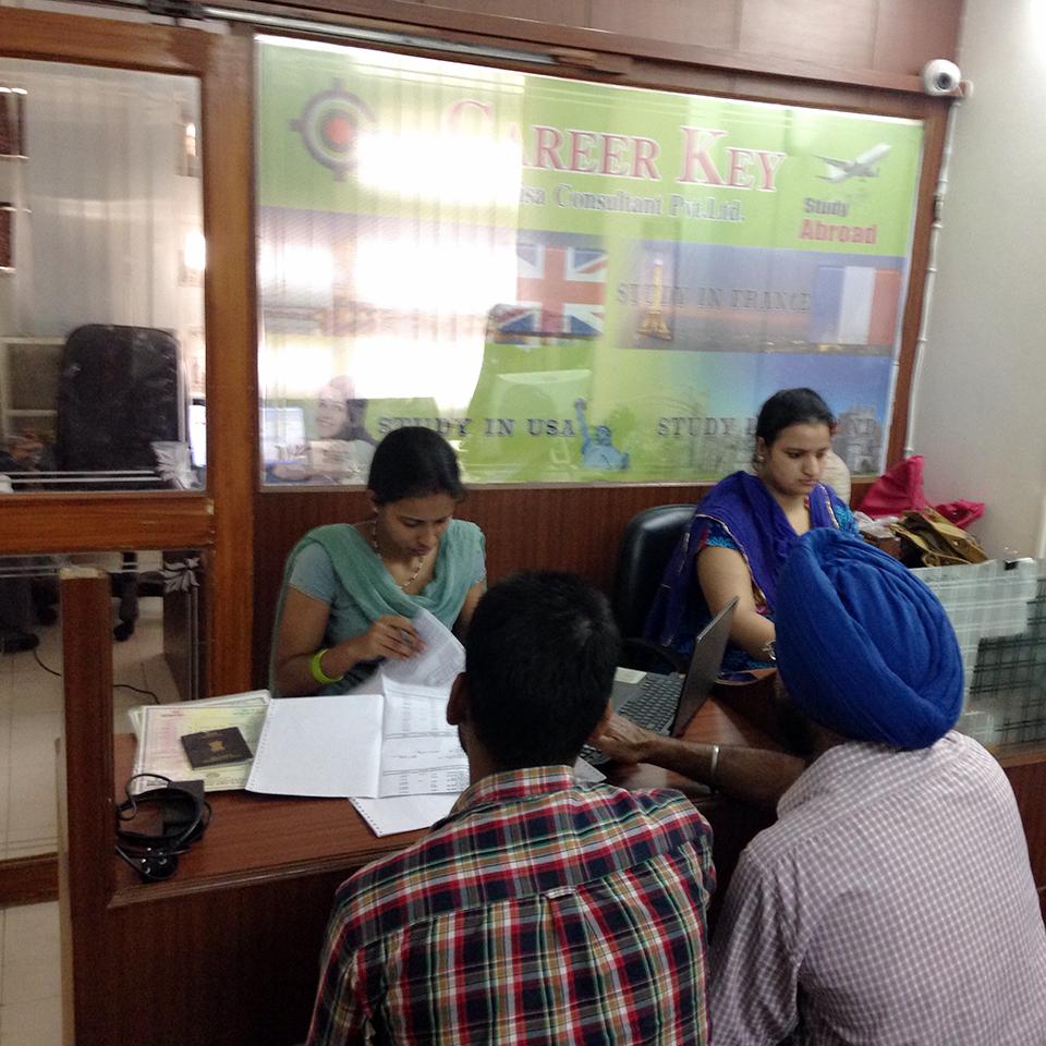 Canada visa application center in new delhi